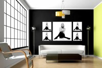 Photographic wall art collections