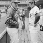 Sparky Anderson and Pete Rose