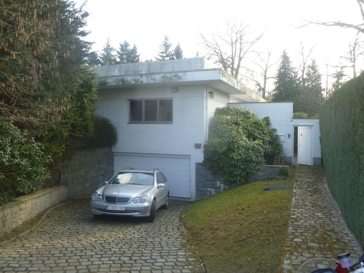 Remodelage Des Fa Ades D 39 Une Villa Ann Es 60 Hoeilaart