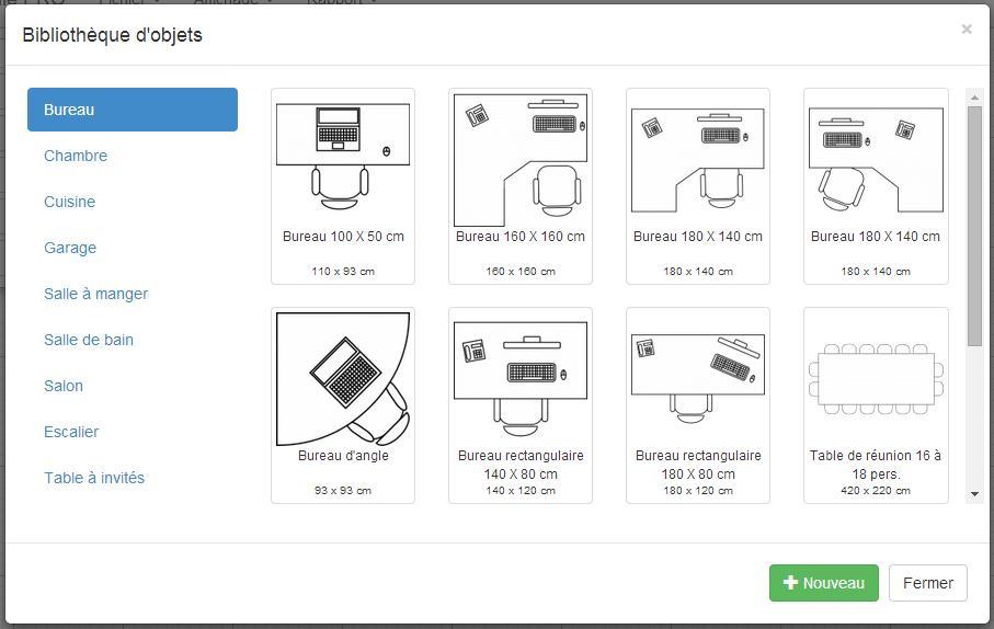 Plan de maison et plan d\u0027appartement GRATUIT - logiciel ArchiFacile - Logiciel De Dessin De Maison Gratuit