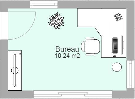 Plan de maison et plan d\u0027appartement GRATUIT - logiciel ArchiFacile - Lire Un Plan De Maison