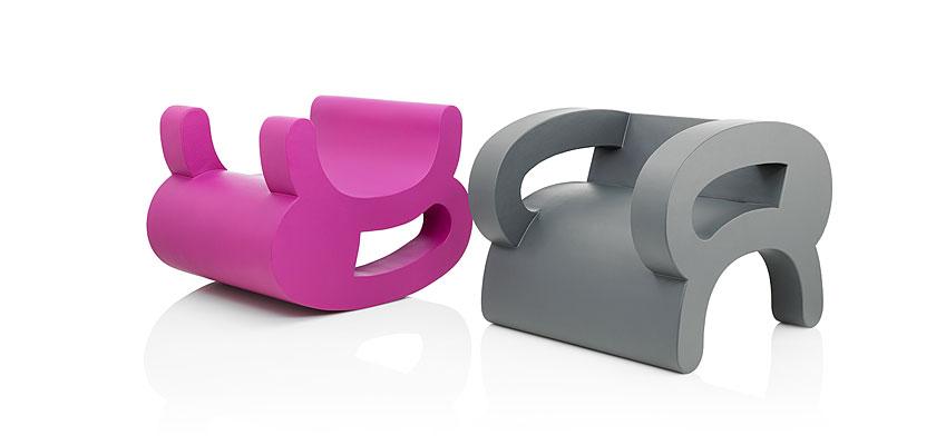 Flip Chairs By Daisuke Motogi Arcitecture