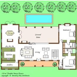 House Plans Cape Town, Building Plans Somerset West | Beverley Hui Architects