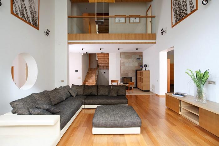 Aménagement d\u0027une maison pour les particuliers à Treglonou  une - Amenagement De La Maison