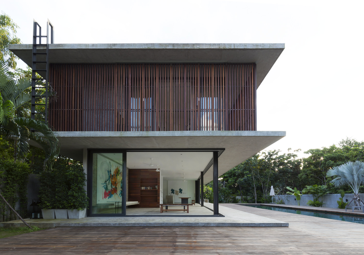 Architectkidd co ltd archive swiss tropical for Thailand architecture