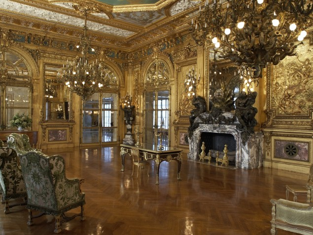 Marble House Architectural Holidays
