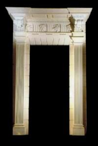 DOOR SURROUNDS  MODEL DS111 Houston Tx - Marble Interior ...