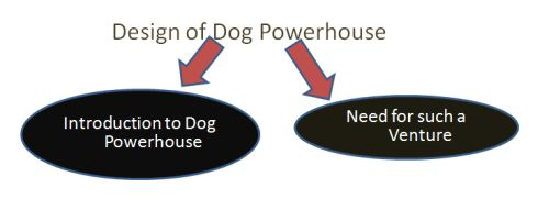 Design of a Dog Powerhouse