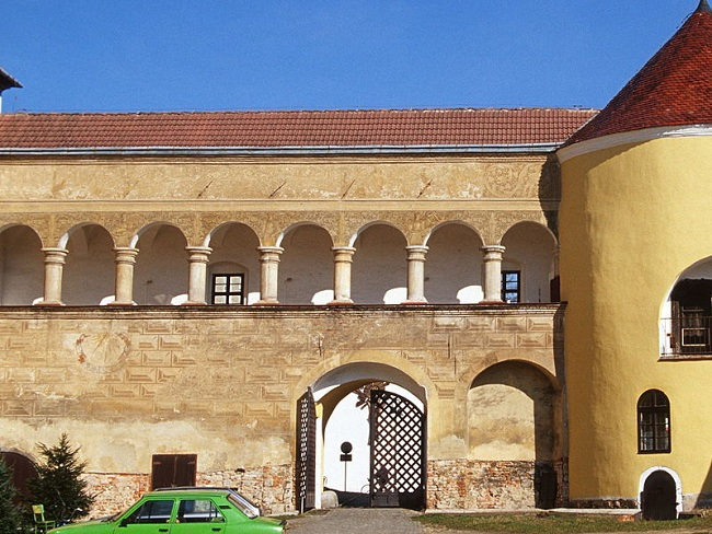 Krnov Castle | Before restoration