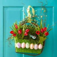 DIY Easter and Spring Door Decorations :: Best home design ...