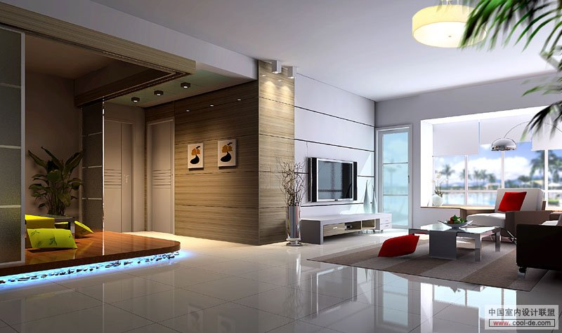 Contemporary Living Room Interior Designs - modern living rooms