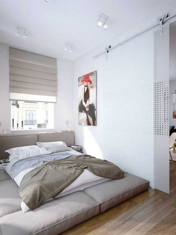 Design Ideas to Make Your Small Bedroom Look Bigger - how to make a small living room look bigger