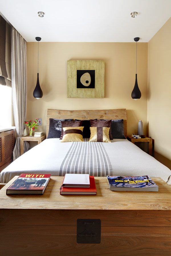 Design Ideas to Make Your Small Bedroom Look Bigger - ideas for a small bedroom