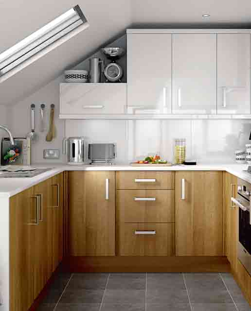 Amazing Design Ideas For Small Kitchens - kitchen designs for small kitchens
