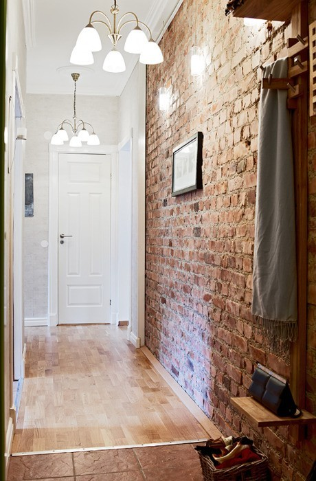 Victorian Wallpaper Black 60 Elegant Modern And Classy Interiors With Brick Walls