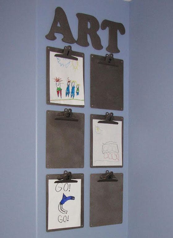 Cute Diy Wall Art Ideas For Kids Room
