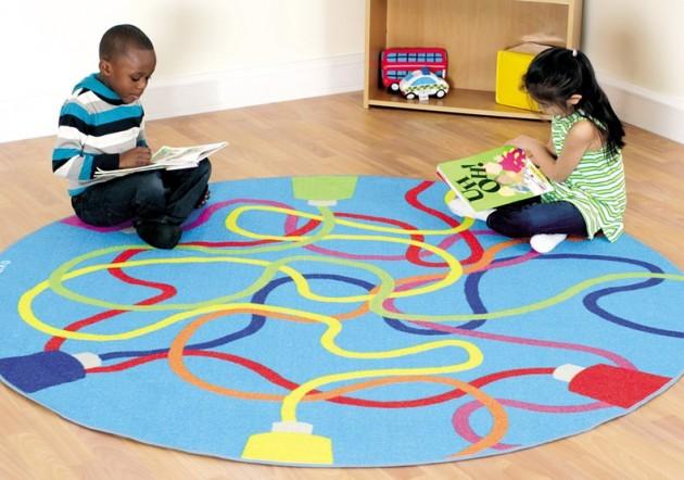 20 Unique Carpet Designs For Kids Room