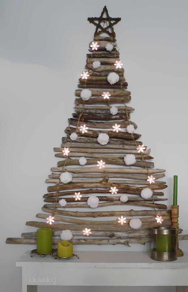 20 of The Most Magnificent DIY Christmas Decoration Ideas - unique christmas decorations