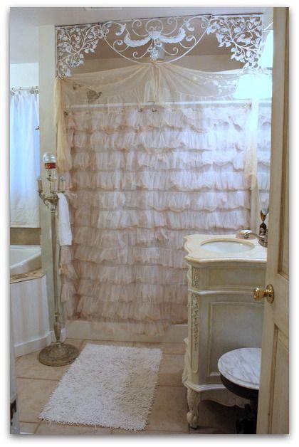 Adorable Shabby Chic Bathroom Ideas - shabby chic bathroom ideas