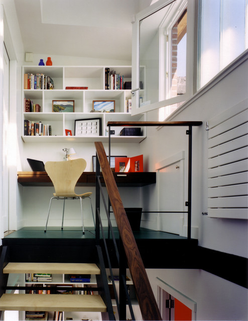 Modern Design Ideas for More Productive Home Office - modern home office ideas