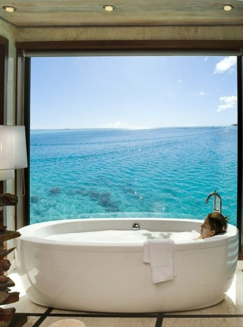 Dream Bathrooms With Breathtaking Views