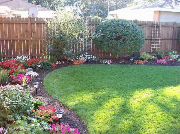 25 inspirational backyard landscaping ideas
