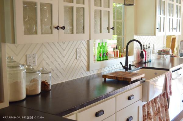 Unique and Inexpensive DIY Kitchen Backsplash Ideas You Need To See - kitchen back splash ideas