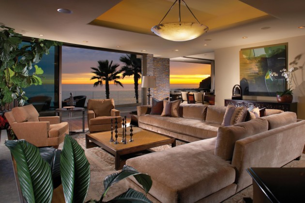 Exotic Tropical Living Room Designs To Make You Enjoy The View - tropical living room furniture