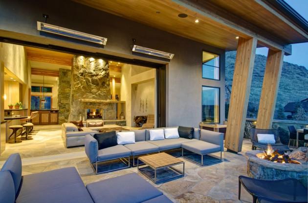 15 Striking Contemporary Porch Designs To Increase Your