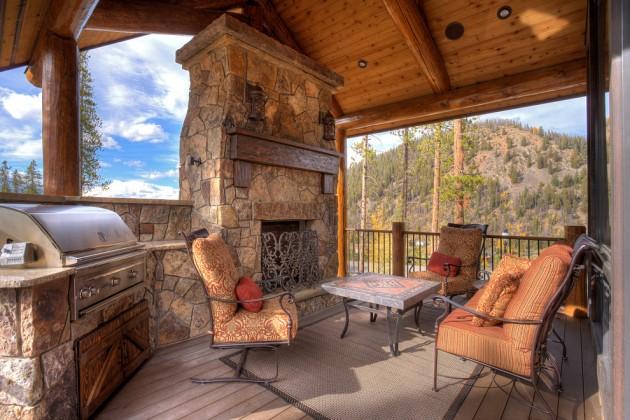 Spectacular Rustic Porch Designs Every Rustic House Needs To Have