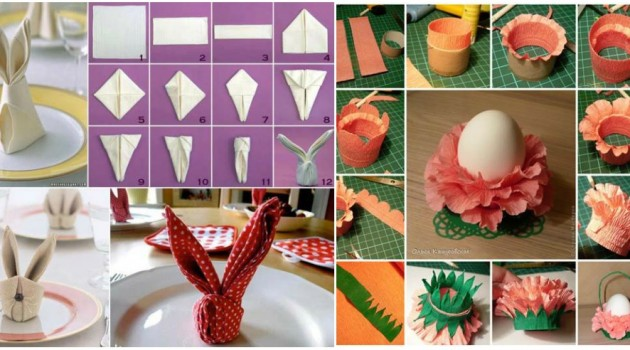 Diy Easter Decorations Archives - Architecture Art Designs
