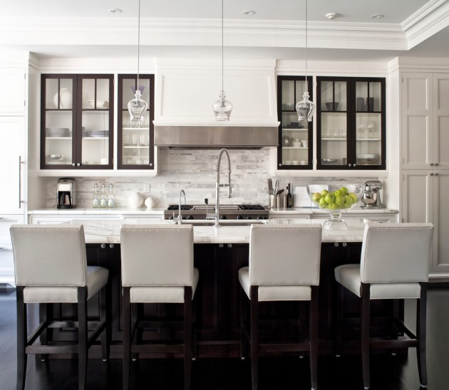 15 Remarkable Transitional Kitchen Designs Youu0027re Going To Love - transitional kitchen design