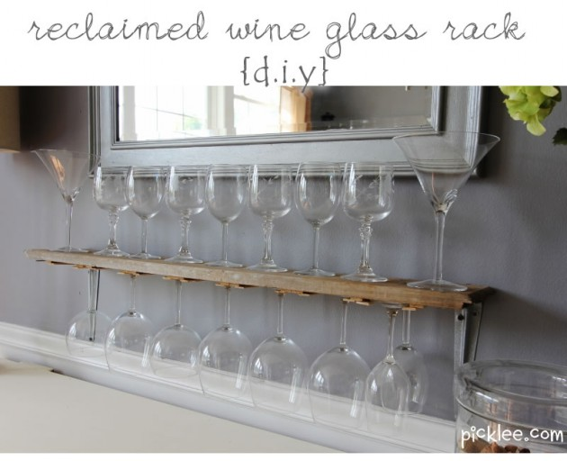 19 Creative Diy Ideas How To Use Reclaimed Wood In Your