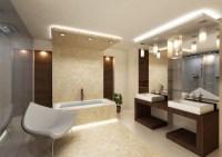 17 Extravagant Bathroom Ceiling Designs That You'll Fall ...