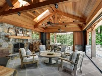 17 Breathtaking Rustic Patio Designs That Will Instantly ...