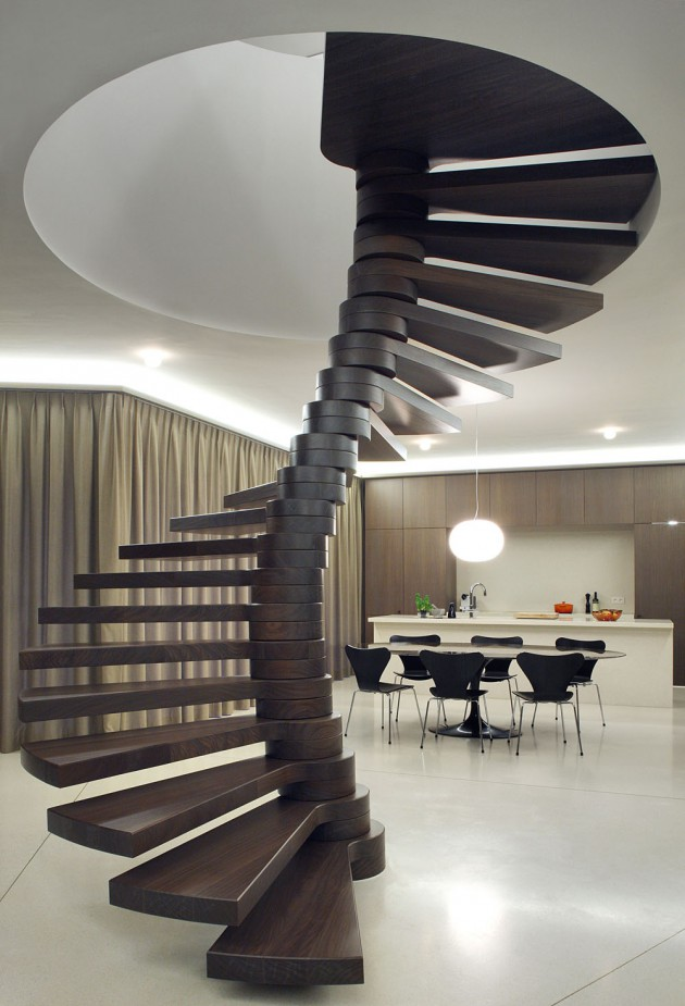 10 Eye-Catching Staircase Designs For Unique Home Decor - unique home decorations