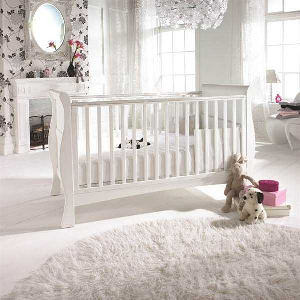 Wallpaper Ideas For Baby Girl Nursery 16 Minimalist Nursery Ideas For Maximum Comfort