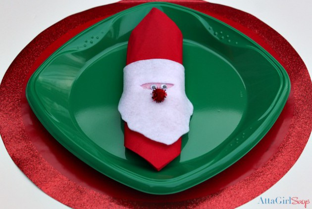 15 Most Easiest Diy Christmas Napkins To Adorn Your
