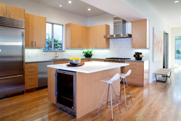 Smart Ideas To Decorate Small Open Concept Kitchen - open concept kitchen ideas