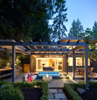 20 Immersive Contemporary Patio Designs That Will ...