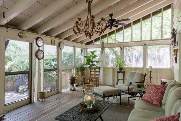18 Remarkable Indoor Patio Designs For Utmost Enjoyment