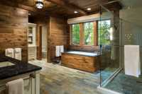 16 Fantastic Rustic Bathroom Designs That Will Take Your ...