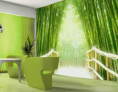 17 Fascinating 3D Wallpaper Ideas To Adorn Your Living Room