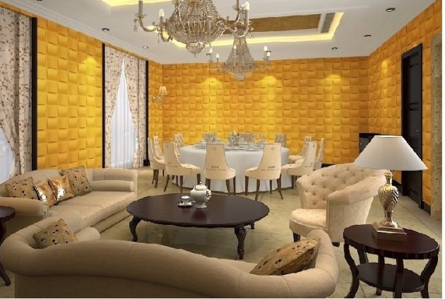 As Royal Decor 3d Wallpaper 17 Fascinating 3d Wallpaper Ideas To Adorn Your Living Room