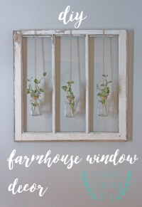 15 Creative DIY Farmhouse Decor Projects For A Rustic Look