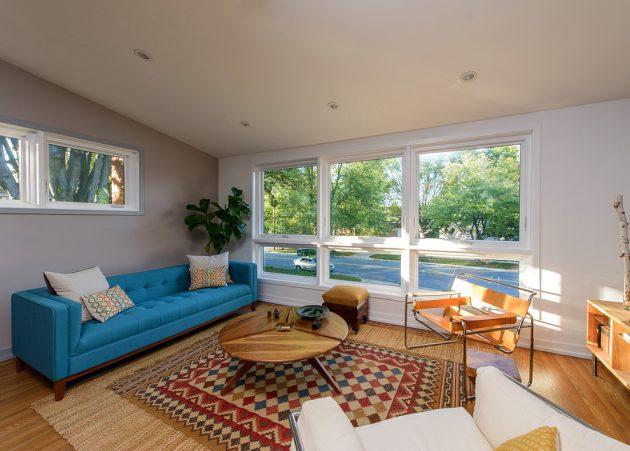15 Exquisite Mid-Century Modern Living Room Designs That Will - mid century modern living room