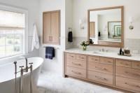 17 Astonishing Transitional Bathroom Interior Designs You ...