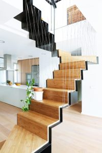 15 Splendid Contemporary Staircase Designs That You Need ...