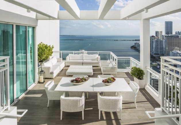 15 Amazing Contemporary Balcony Designs You39re Going To Love