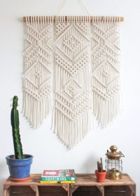 16 Crazy Handmade Weaving Wall Decor Designs You Can DIY